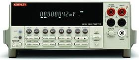 2010/E, Мультиметр прецизионный 7,5-разрядный, малошумящий (Госреестр)