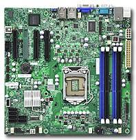 Серверная материнская плата SUPERMICRO X9SCL-F, bulk [mbd-x9scl-f-b]