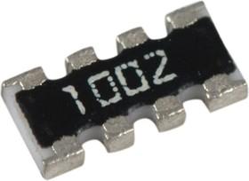 Фото 1/2 CAY10-820J4 4х82 Ом, ЧИП резисторная сборка (SMD)
