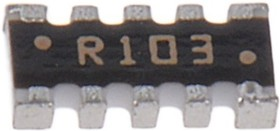 Фото 1/2 CAY17-102JA 8х1 кОм, ЧИП резисторная сборка (SMD)