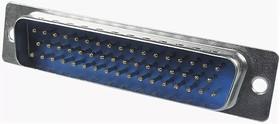 Фото 1/2 DB-50M (DS1033 50M), Вилка 50 pin на кабель (пайка)