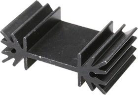 HS 216-50, Радиатор 50х51х25.5 мм, 7.7 дюйм*градус/Вт