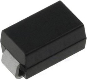 Фото 1/2 ECAS, 100 мкФ, 10 В, 7.3х4.3х4.2мм, 20%, ECASD91A107M010K, Конденсатор электролитический полимерный