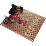 AVR-USB-162, Макетная плата на базе AT90USB162