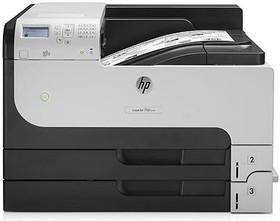 Принтер HP LaserJet Enterprise 700 M712dn лазерный, цвет: белый [cf236a]
