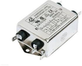 DL-12T1, 12 А, Сетевой фильтр