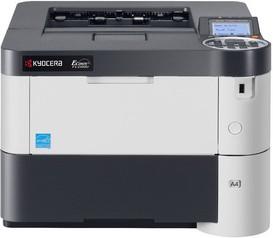 Принтер KYOCERA FS-2100D лазерный, цвет: черный [1102l23nl0/1102l23nl1]