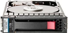 Жесткий диск HP 1TB 6G SAS 7.2K 3.5in SC MDL HDD (652753-B21)