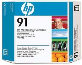 Картридж для обслуживания HP №91 C9518A