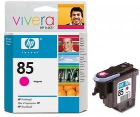 Печатающая головка HP №85 C9421A, пурпурный