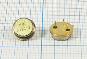 Фильтр на ПАВ 480МГц в корпусе TO39A, ф 480000 \пол\27000/3\TO39A\ 3P\HDF480-3TO39A\\