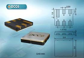 Фильтр на ПАВ 800МГц, полоса пропускания 8000кГц, SAW ф 800000 \пол\ 8000/3\S03838C6\ 6C\HDF800AS4\\