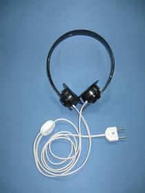 ТОН-2M, Наушники высокоомные (Головной телефон), 1600 Ом