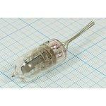 Фото 3/3 кварцевый резонатор 215кГц в стеклянном корпусе с гибкими выводами типа С, 215 \СС\\\\\1Г 19x46