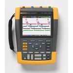 Fluke 190-104, Осциллограф, 4 канала x 100МГц, цветной дисплей (Госреестр)