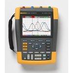 Fluke 190-204, Осциллограф, 4 канала x 200МГц, цветной дисплей (Госреестр)