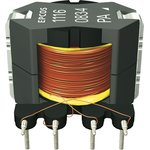 B78386-P1116-A, Трансформатор ISDN (RM6), 13.3мГн 2500В ...