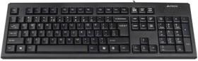 Фото 1/2 Клавиатура A4 KR-83, USB, черный [kr-83 black]