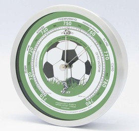 07871 RST Барометр - футбольный мяч. EAN 7316040078712