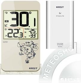 02258 RST Цифровой термометр с радиодатчиком . EAN 7316040022586