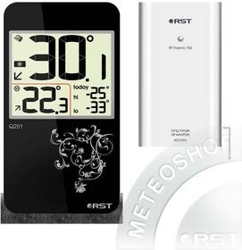 02251 RST Цифровой термометр с радиодатчиком. EAN 7316040022517