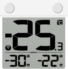 01289 Термометр цифровой уличный на липучке -30-+70., EAN 7316040012891