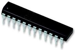 HEF4067BP.652, 16-канальный аналоговый мультиплексор/ демультиплексор [DIP-24]