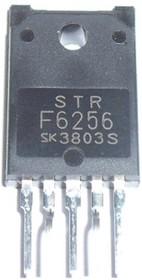 STRF6256, ШИМ-регулятор с силовым ключом, управление источником питания