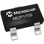 Фото 3/5 MCP1700T-3002E/TT, SOT-23-3, Линейный стабилизатор напряжения, LDO 3 В, 0.25 А