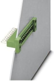 0707112, Conn Shrouded Header HDR 3 POS 5mm Solder Lug ST Panel Mount