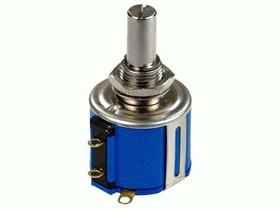 Фото 1/4 3543S-1-502L, 5 кОм, Резистор прецизионный многооборотный
