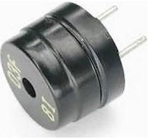 HC0901F, 1.5 В, 9 мм, Излучатель звука