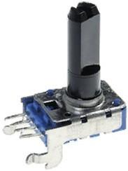 RK-1111N-B10K, L25F, 10 кОм, Резистор переменный