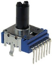 RK-1412G-A100K, L20F, 100 кОм, Резистор переменный