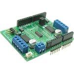 Motor shield v3 [Arduino], Силовой модуль управления двигателями для плат Freeduino/Arduino