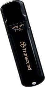 Флешка USB TRANSCEND Jetflash 700 64Гб, USB3.0, черный [ts64gjf700]
