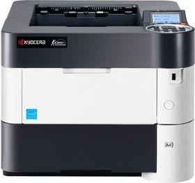 Принтер KYOCERA FS-4200DN, лазерный, цвет: черный [1102l13nl0/1102l13nl1]