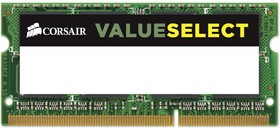 Модуль памяти CORSAIR CMSO4GX3M1A1600C11 DDR3 - 4Гб 1600, SO-DIMM, Ret
