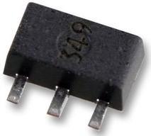 TL431ACPK, Прецизионный регулятор напряжения, программируемый стабилитрон [SOT-89]