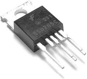 KA5S0765C, ШИМ-контроллер со встроенным высоковольтным ключом