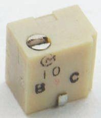 PVG5A203C03R00, PVG, SMT top adj cermet t