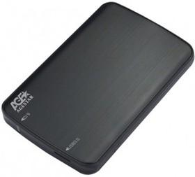 Внешний корпус для HDD/SSD AGESTAR 3UB2A12, черный
