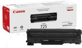 Картридж CANON 725 3484B005, черный