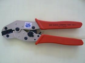 Фото 1/2 YAC-11, Клещи для обжима изолированных клемм и наконечников на провод 14-22 AWG