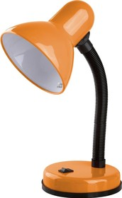 KD-301 С11 оранжевый (Светильник настольный 230В, 60Вт, ЛОН)