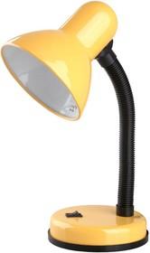 KD-301 С07 желтый (Светильник настольный,230V 60W)