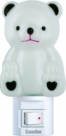 """NL-005 (ночник с выключателем (""""Мишка""""), 220V, 7W)"""