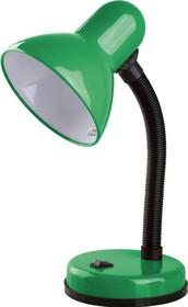 KD-301 С05 зелёный (Светильник настольный 230В, 60Вт, ЛОН)
