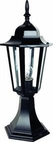 4104 С02 (Черный) Светильник улично-садовый 230В 60Ватт