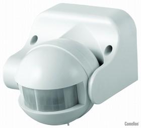 LX-39/Wh, Белый (Электронный сенсор включения освещения, настенный, 180* )